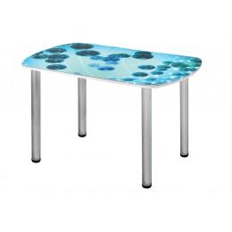 Стол обеденный  стеклянный  СО-Д-03-4
