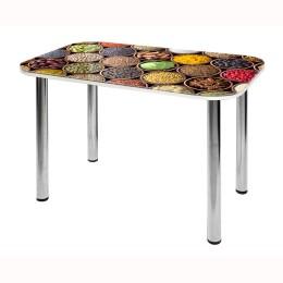 Стол обеденный стеклянный СО-Д-02-34