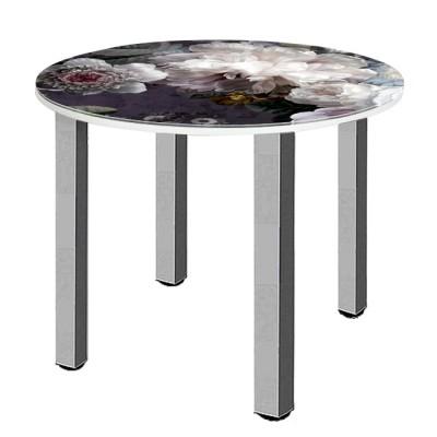 Стол обеденный стеклянный СО-Д-10-13