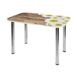 Стол обеденный  стеклянный  СО-Д-02-4