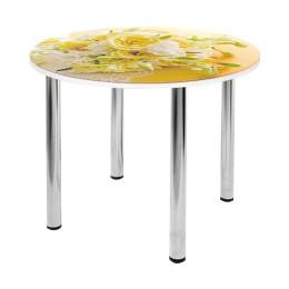 Стол обеденный стеклянный СО-Д-10-2
