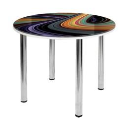 Стол обеденный стеклянный СО-Д-10-6
