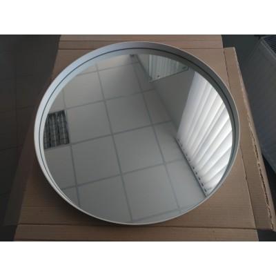 Зеркало круглое в металлической раме (D60) уценка
