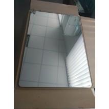 Зеркало прямоугольное с закруглёнными углами (78х55) уценка