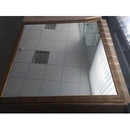 Зеркало в раме (100х100) 2шт. уценка